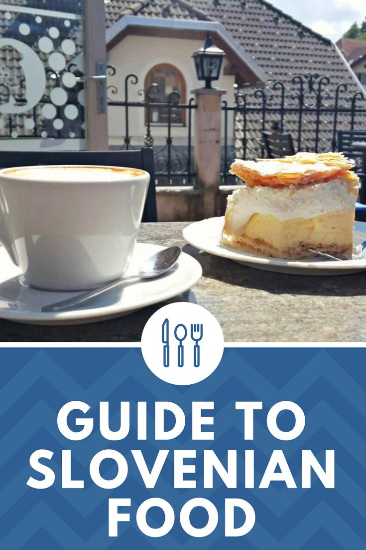 Guide to Slovenian food in Ljubljana, Slovenia!