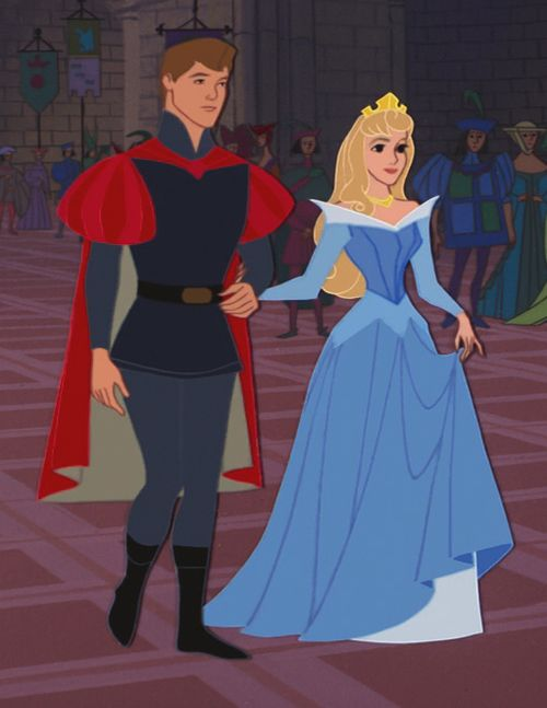 prince Philip is one of my favorite disney princes ever  and aurora is one of my favorite princesses