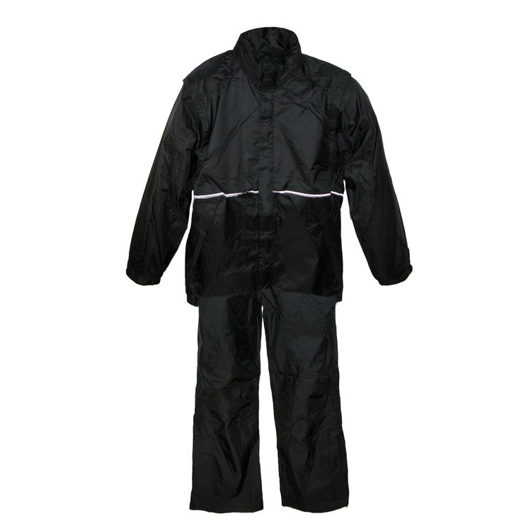 ShedRain Mens Matching Pant and Jacket Golf Rain Suit