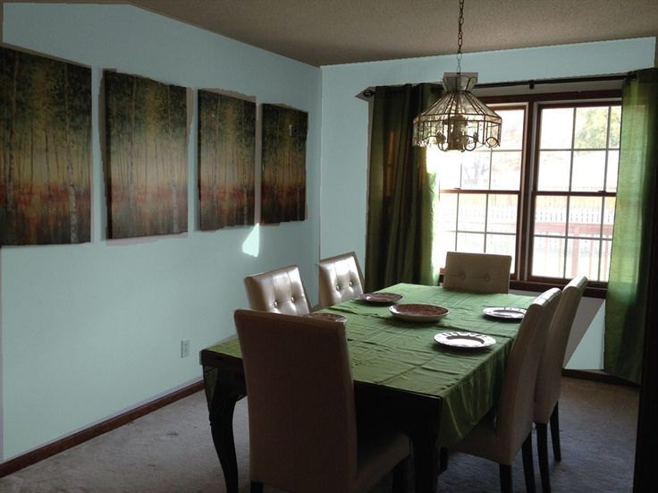 Mystic Lake  Design Your Own Room - Virtual Paint Your Room App - Personal Color Viewer