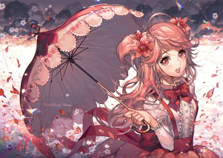 A Dream in Pink by kawacy on DeviantArt