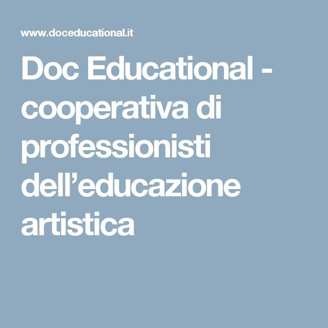 Doc Educational - cooperativa di professionisti dell'educazione artistica