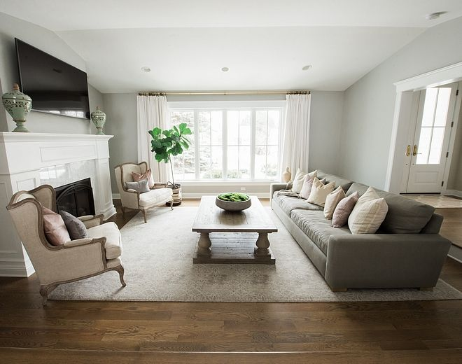 Beautiful Homes Of Instagram Lindsayannejohnson Home Bunch Interior Design Ideas Large Living Room Layout Farm House Living Room Family Living Rooms