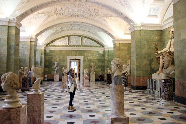 St. Petersburg. Hermitage Museum