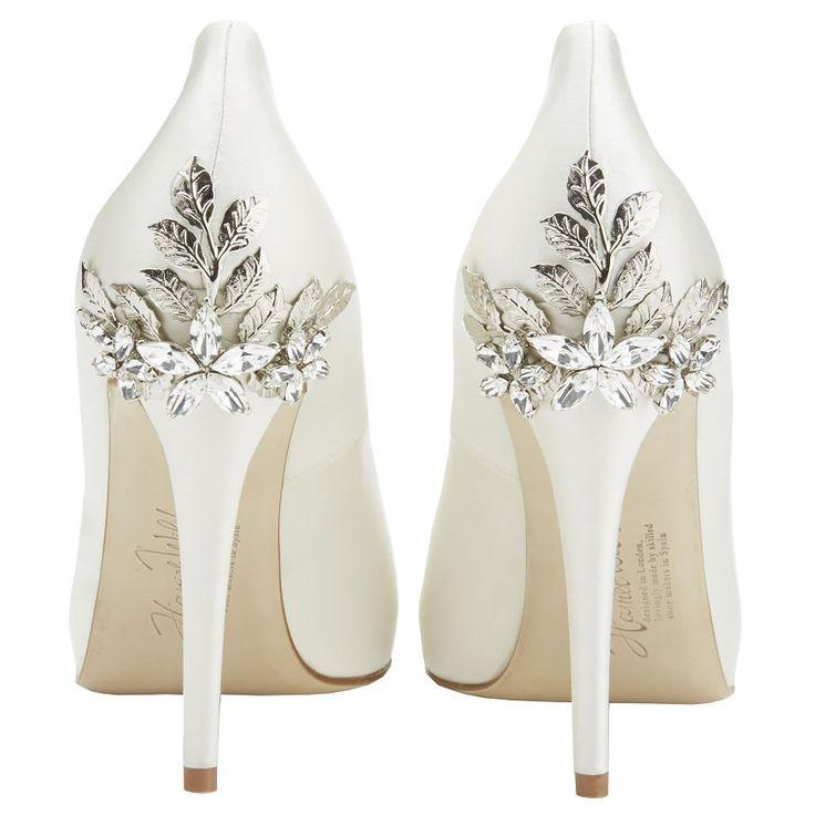 Harriet Wilde Marina Daisy - Wedding Shoes - Crystal Bridal Accessories