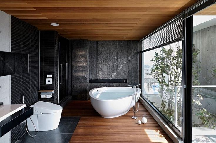 Latest Bathroom Design Trends | http://www.designrulz.com/design/2015/08/latest-bathroom-design-trends/