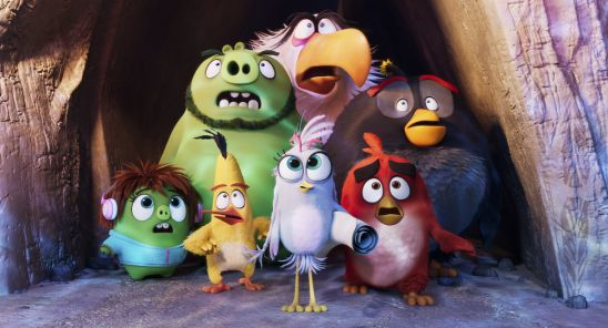 Birds Pigs Catapults It Must Be Angry Birds 2 Angry Birds Movie Angry Birds 2 Movie Angry Birds