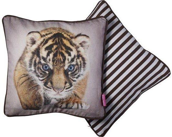 Poduszka Tygrys, zdj. Cozy living Copenhagen www.inspirohome.com