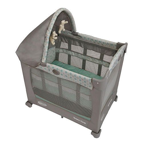 Graco Travel Lite Crib with Stages - Keaton - Graco ...