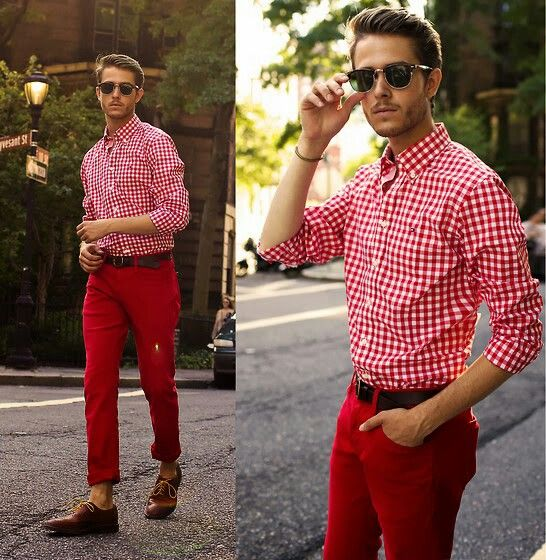 17 Best ideas about Red Checkered Shirt on Pinterest | Icra rating ...