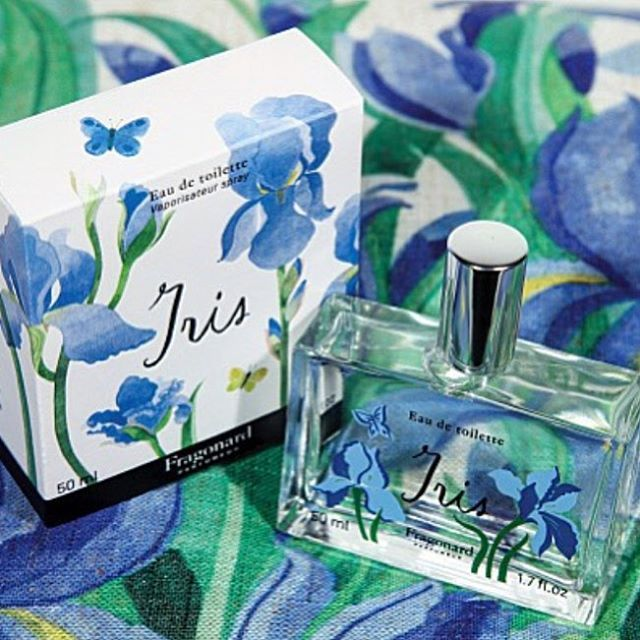 Just placed our order for the new 2016 Iris scent by @fragonardparfumeurofficiel. In store very soon!  #fragrances #fragonard #iris…