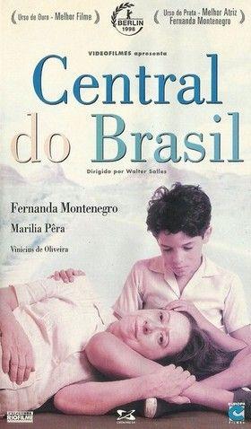 Central do Brasil - Poster / Capa / Cartaz - Oficial 7