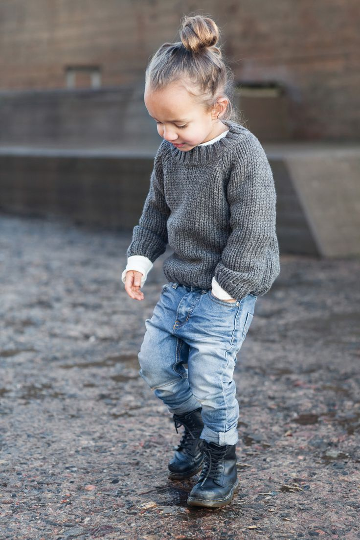 Torino knit + newark blue