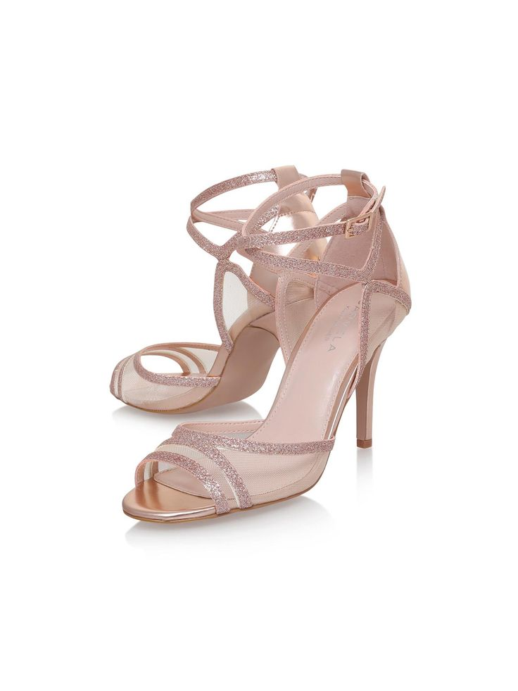 Carvela Luxe Heels Bridal Shoeswedding