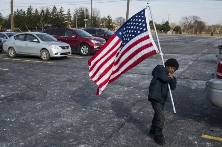 Cassady Baker, 5, participates in a march in Flint, Mich., aimed at bringing attention to the city's water crisis. (Mac Snyder/Flint Journal-MLive.com via AP)  For the past year and a half, Princeton economists Anne Case and Angus Deaton have been ringing the alarm about rising... http://usa.swengen.com/if-white-america-is-in-crisis-what-have-black-americans-been-living-through/