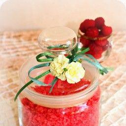 Как приготовить малиновую соль — Полезные советы