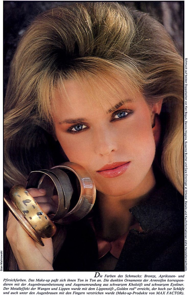 Yolanda Foster Modeling Pictures 1990 yolanda foster when she was ...