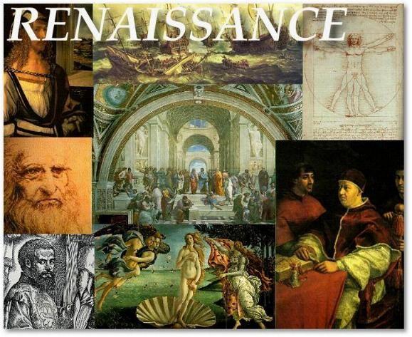 De renaissance (letterlijk: wedergeboorte) Is een tijd waarin mensen zelf gingen nadenken over het mensbeeld en gingen mensen twijfelen aan de kerk.  Begrip: mensbeeld