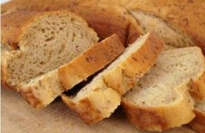 Glorious gluten free bread
