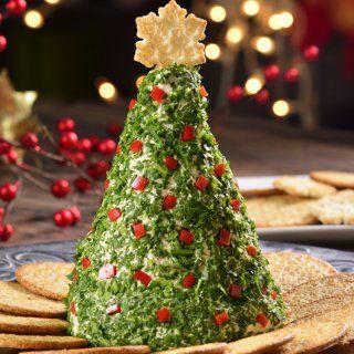 Botana de Árbol de Navidad