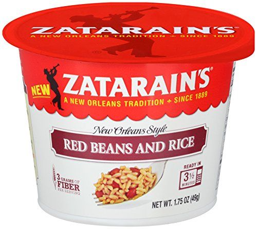 Zatarains Quick Cup Red Beans and Rice 12 Count Pack of 12 ** Check out this great product.Note:It is affiliate link to Amazon. #la