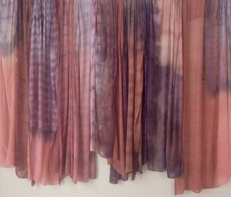 Irene Rasetti   ~First round of scarves.~