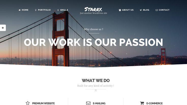 Starry - Creative & Easy Wordpress theme - http://themeforest.net/item/starry-creative-easy-wordpress-theme/10100894?ref=blackhatdunyasi