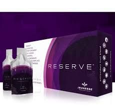 """RESERVE™ – """"Youth-Enhancing, Age-Defying Technology Never Tasted So Good."""" RESERVE is a unique botanical blend of antioxidants, anthocyanins and essential fatty acids with restorative powers that will supercharge your health and assist you in delaying premature aging. RESERVE™ is naturally sweet and bursting with exotic flavors. Using age-defying technology, RESERVE™ is the result of innovative science and ground-breaking research on behalf of leading medical professionals throughout the…"""