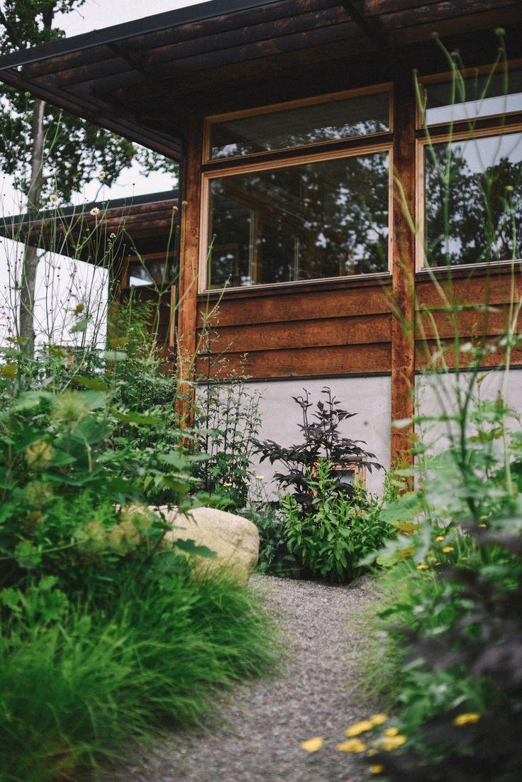 En bra sak är att laga mat med grönsaker från mammas trädgård | Flora Wiström