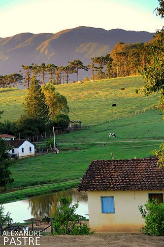 Região rural de Andradas, estado de Minas Gerais, Brasil. Enjoy your journey to a colorful and diverse land. 'Like' us on facebook. https://www.facebook.com/AllThingsBrazil