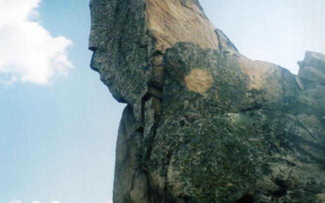 Romania Megalitica: Sfinxul din Dobrogea. Culmea Pricopanului. Rezervaţia Naturală Munţii Măcin