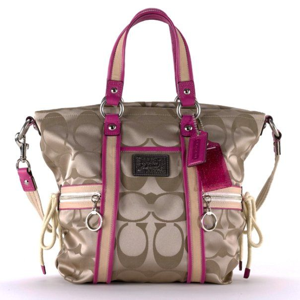 Coach Purse Poppy Collection Loved This Had It In Black And