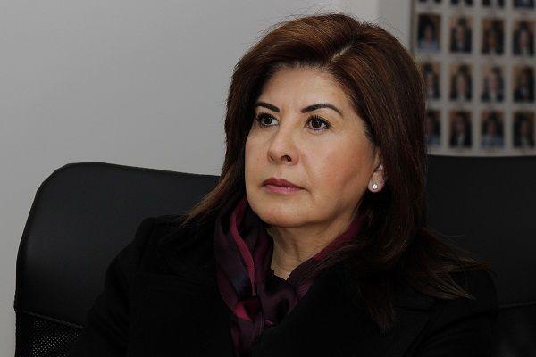 """""""Yo me conduzco en el marco de la ley"""": Patricia Leal a priistas"""