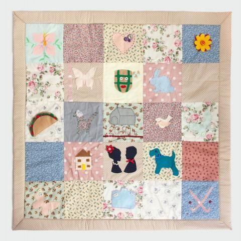 Vintage Quilt, Hen Party Workshop, Wedding Idea