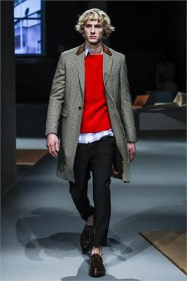 Prada: Un Vero Uomo Fashionista - Autunno 2013