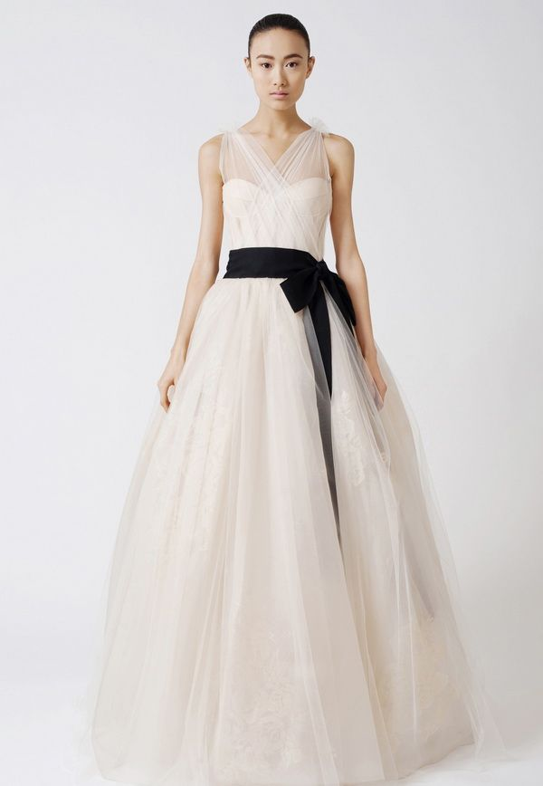 Vera Wang Classics Bridal Collection