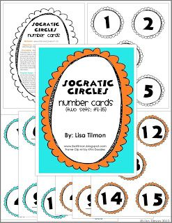 Socratic Circles is anengaging activity that allows students to develop critical and creative thinking skills through class discussion led ...