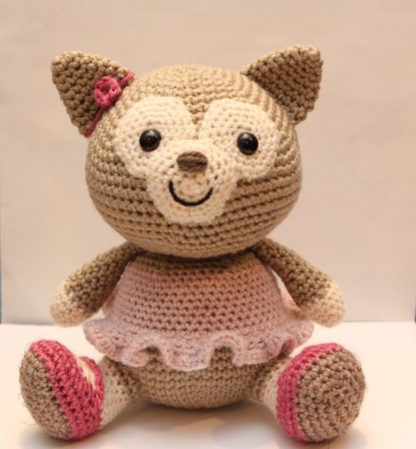 101 best images about Crochet - Cute Amigurumi Animals on ...