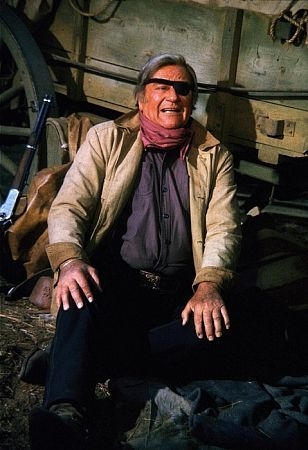 """Rooster Cogburn,"" Universal 1974."