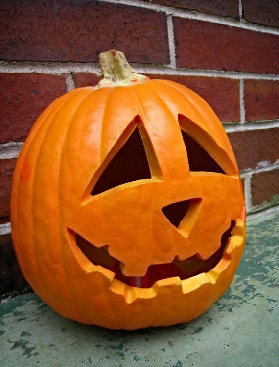 Cool Easy Pumpkin Carving Ideas _44
