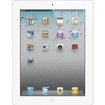 Apple offer Apple iPad 2 MC985LL/A Tablet (16GB, Wifi + Verizon 3G, White) 2nd Generation. This awesome product currently limited units, you can buy it now for $529.00 $379.00, You save $150 New