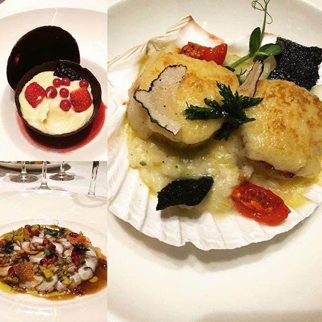 Lady's Menu #stardining #finedining #bucharest #foodie #instafood