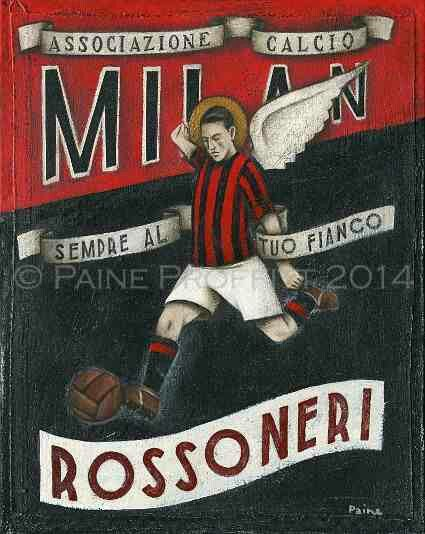 AC Milan wallpaper.