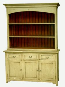 hutch: Aries Open, Dining Rooms, Buffet With Hutch, Buffet And Open Hutch, Cottages Buffet, Hutch Ideas, Buffet Hutch, Aries Buffet, Cottages Furniture