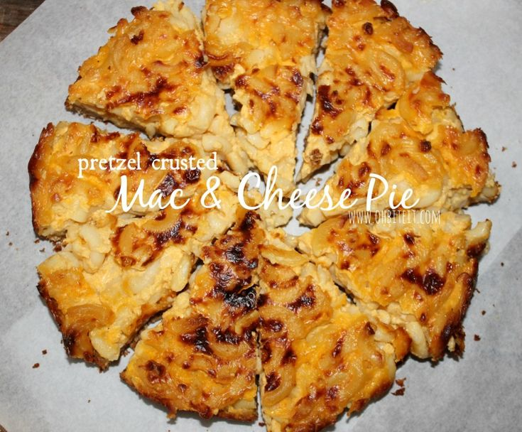 25+ best ideas about Mac and cheese pie on Pinterest | Mac ...