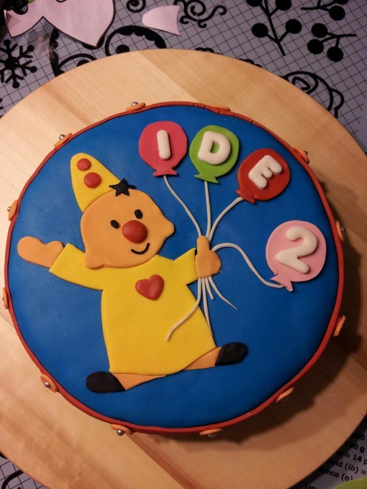 Birthday cake / bumba taart