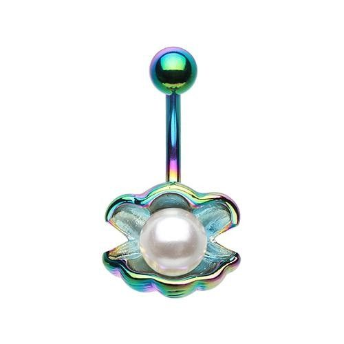 Beach Shell Belly Rings - Belly Button Rings Australia. bellylicious