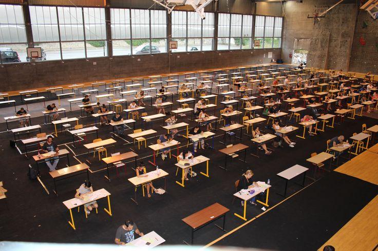 Examen du Diplôme d'Accès aux Etudes Universitaires (DAEU)