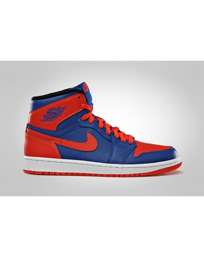 "Air Jordan 1 Retro High OG ""Knicks"" #ShouldaCopped"