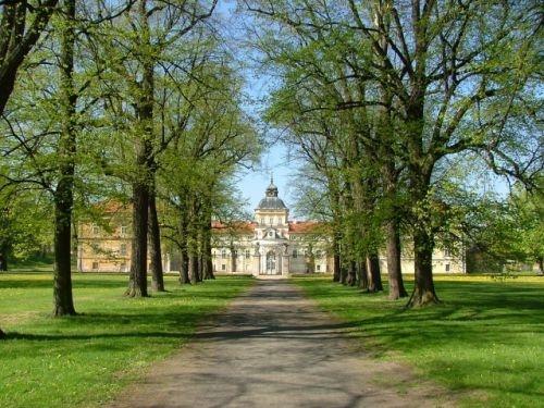 Horšovský Týn - Park 1